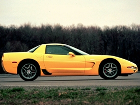 1997 - 2001 - Chevrolet Corvette C5 - Download