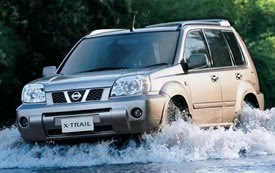 Nissan Xtrail 2005 - Service Repair Manual Powerfull Mechanical