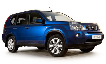 Service Manual Nissan X trail 2009