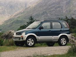 Daihatsu Terios - Service Manual Daihatsu Terios 1999 - Car Service Manuals