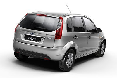 Ford Figo 2010 - Service Manual - Body and Paint Repair Manual