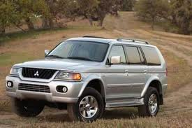 Mitsubishi Pajero 2001 - Service Manual - Mitsubishi Pajero Fuel Economy