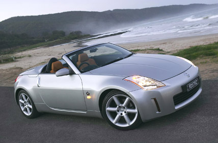 Nissan 350Z Roadster 2008 - Factory Service Manual - Car Service Manual