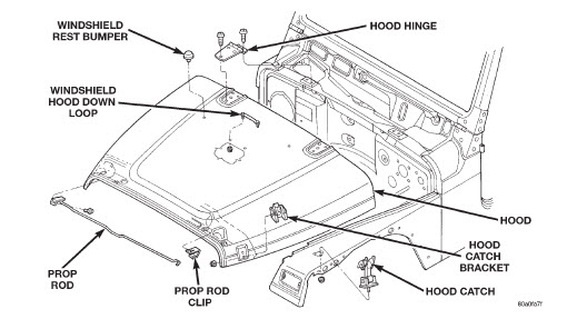 tj jeep wrangler 1997 1998 - service manual jeep wrangler tj
