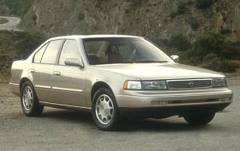 Nissan Maxima 1995 Factory Service Manual - Car Service