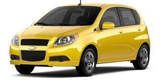 Chevrolet Aveo 2007-2010 Service Manual