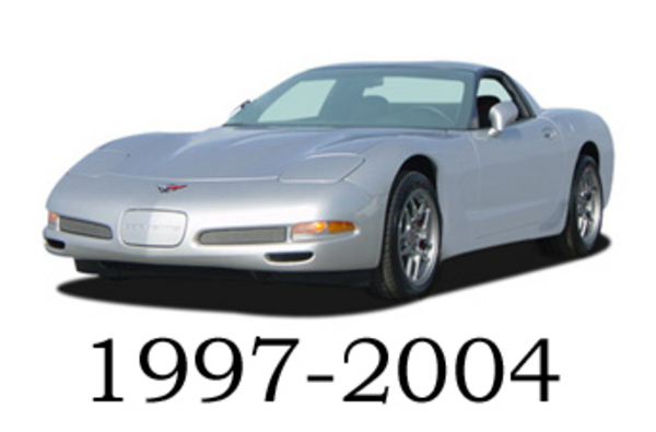 Service Manual Chevrolet Corvette 1997-2004