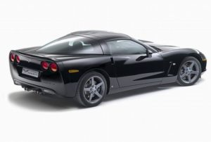 Chevrolet Corvette 2005-2006-2007-2008 Body Repair Manual