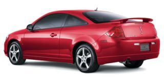Pontiac G5 Service Manual 2006-2008