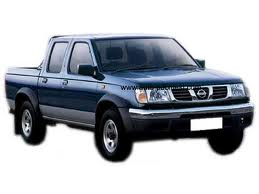 Service Manual Nissan Frontier  98-99-2000-2001
