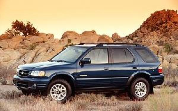 Honda Passport Service Manual 1994-2002
