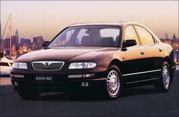 1994 1995 1996 1997 1999 Mazda Eunos 800 Workshop Service