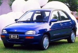 Mazda 121 1990 1991 1992 1993 1996 Workshop Service Repair Manual
