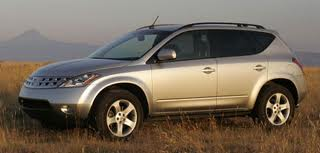 2005 Nissan Murano Suv Technical Service Manual