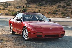 Nissan 240sx Silvia S13 1989-1995 Workshop Factory Service Manual