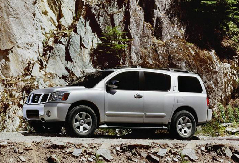 Nissan Armada 2005 Workshop Service Repair Manual - Powerfull Solutions