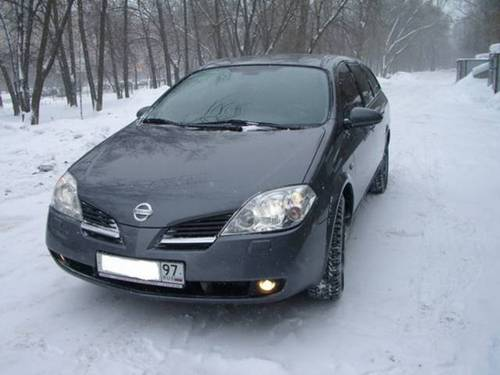 Nissan Primera 2000 2001 2002 2003 2004 2005 Workshop Service Repair Manual