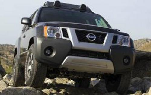 Nissan xterra 2003 Workshop Service Repair Manual - Mechanical Information
