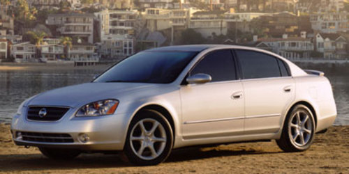 Nissan Altima L31 2002 2003 2004 2005 Mechanical Service Repair Manual