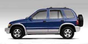 Kia Sportage 1999 2000 XE XS Petrol Diesel Mechanical Factory Service Repair Manual