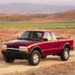 Chevrolet S-10 Factory Service Repair Manual 1994 1995 96 97 98 99 2004