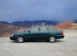 1991-1997 Audi A6 100 Workshop Service Repair Manual