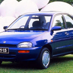 Mazda 121 1990 1998 Car Service Repair Workshop Manual